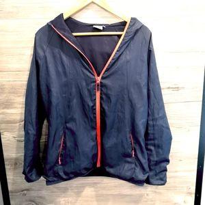 Athletic Works windbreaker rain jacket
